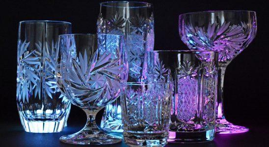 verres Cristal d'Arques Eclat